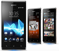 7 phones you should wait for in 2013 - Sony Xperia Yuga (Xperia Z)