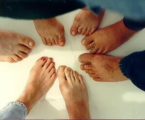 jari kaki paling mudah kena gout