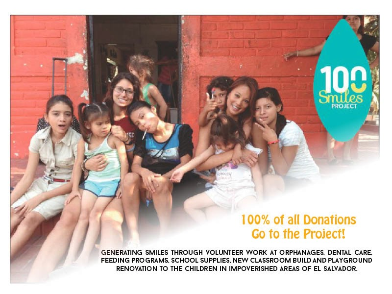 100 Smiles Project