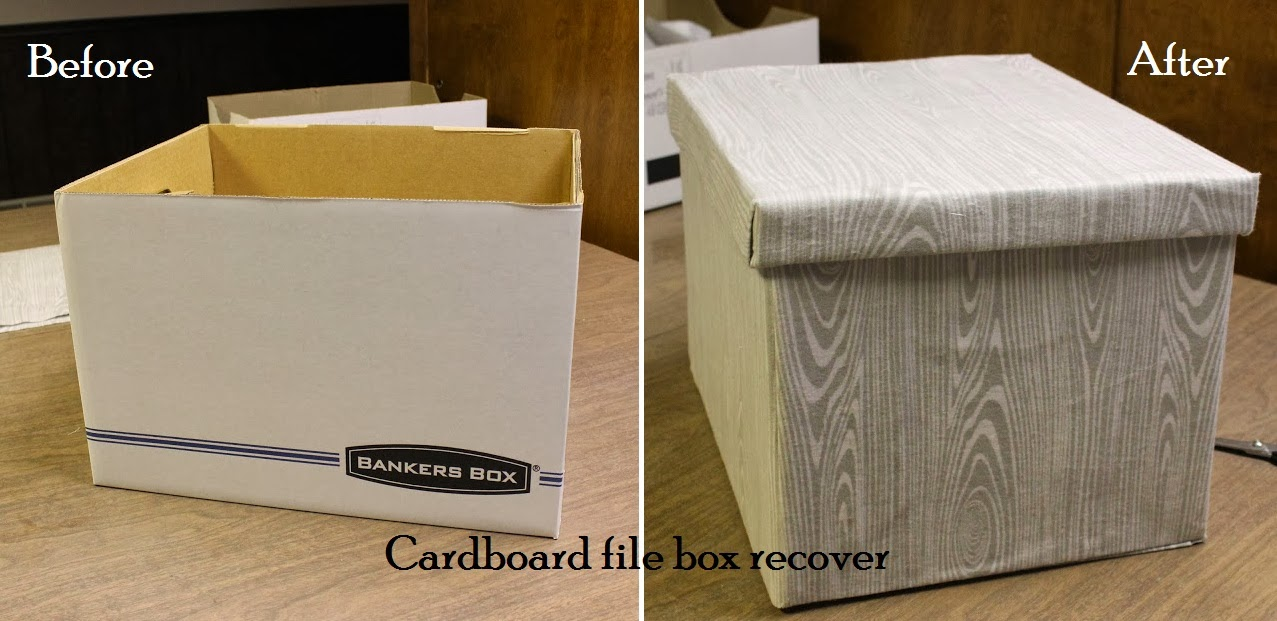 Cardboard file boxes - they fit perfectly! Oh and they have lids a nice option to have that you can ditch or use. & moe talks a lot: Expedit Ikea Hack diy file box recover Aboutintivar.Com