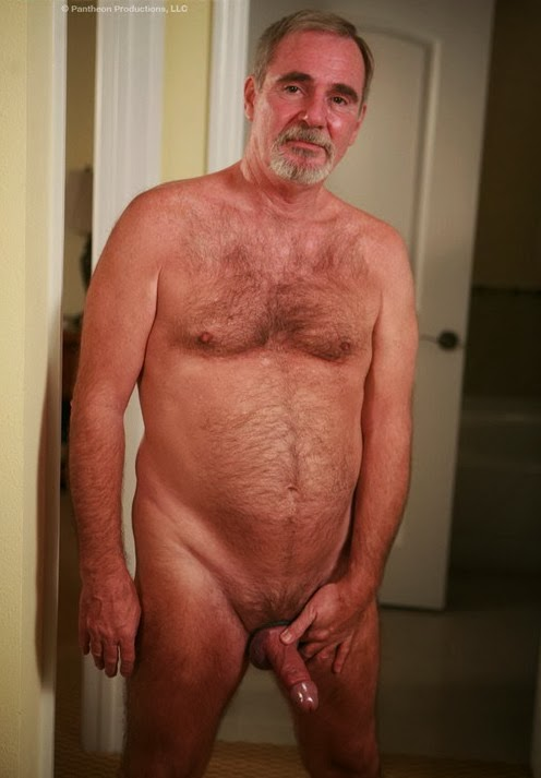 Men cumming mature