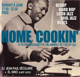 Home Cookin' flyer