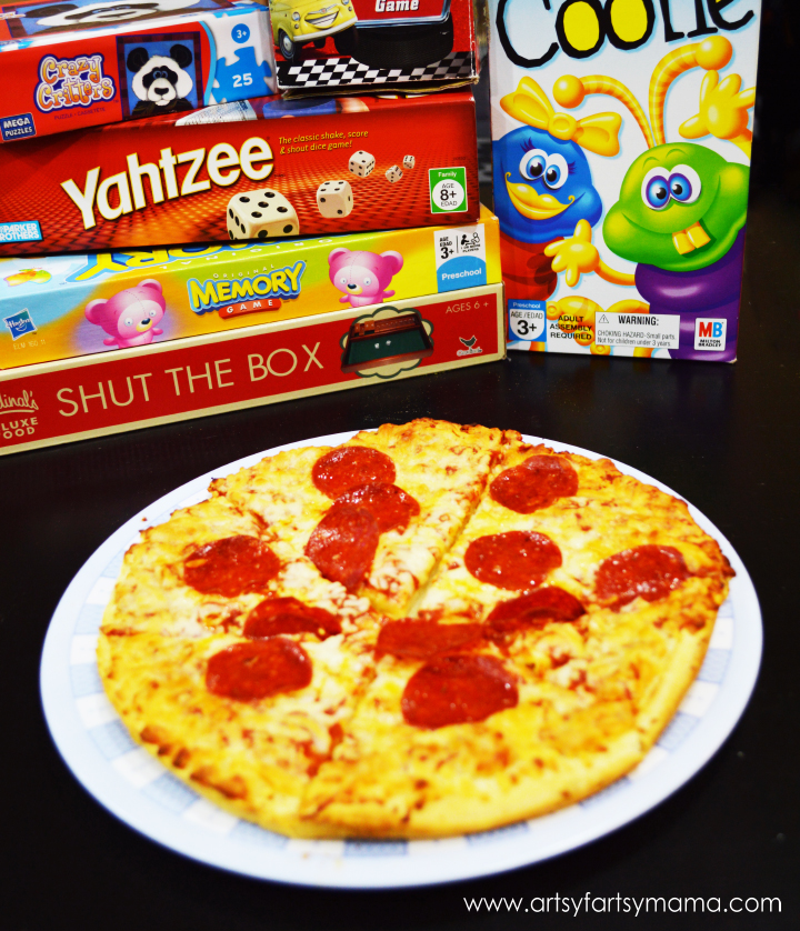 Family Game Night on a Budget with Tony's Pizza #pmedia #tonyspizzeria