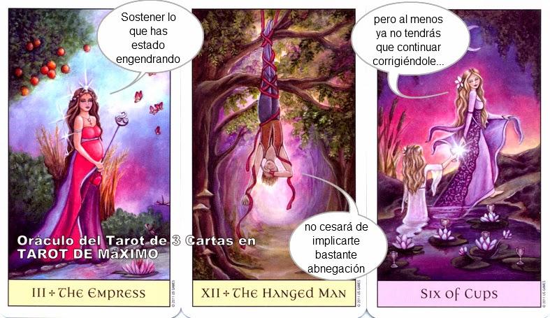 Lectura de cartas gratis el oraculo - El espejo tarot gratis ...