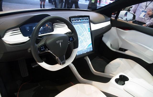 2016 Tesla Model X P90D Signature w/Ludicrous Mode - Power Up ...