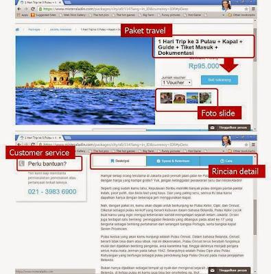 lomba blog