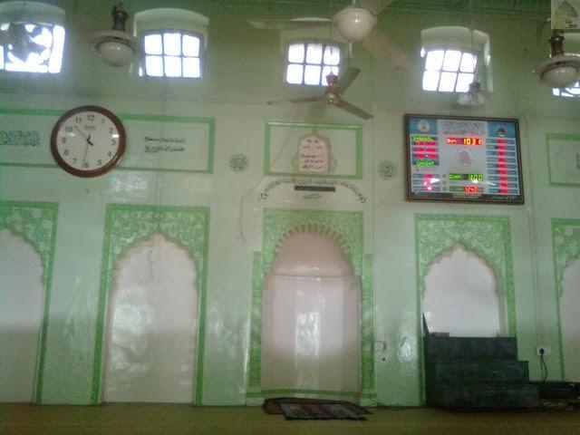 Furqoniyah Masjid - Varanasi - UP 5