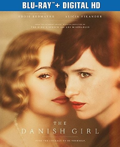 The Danish Girl Blu-ray Movie