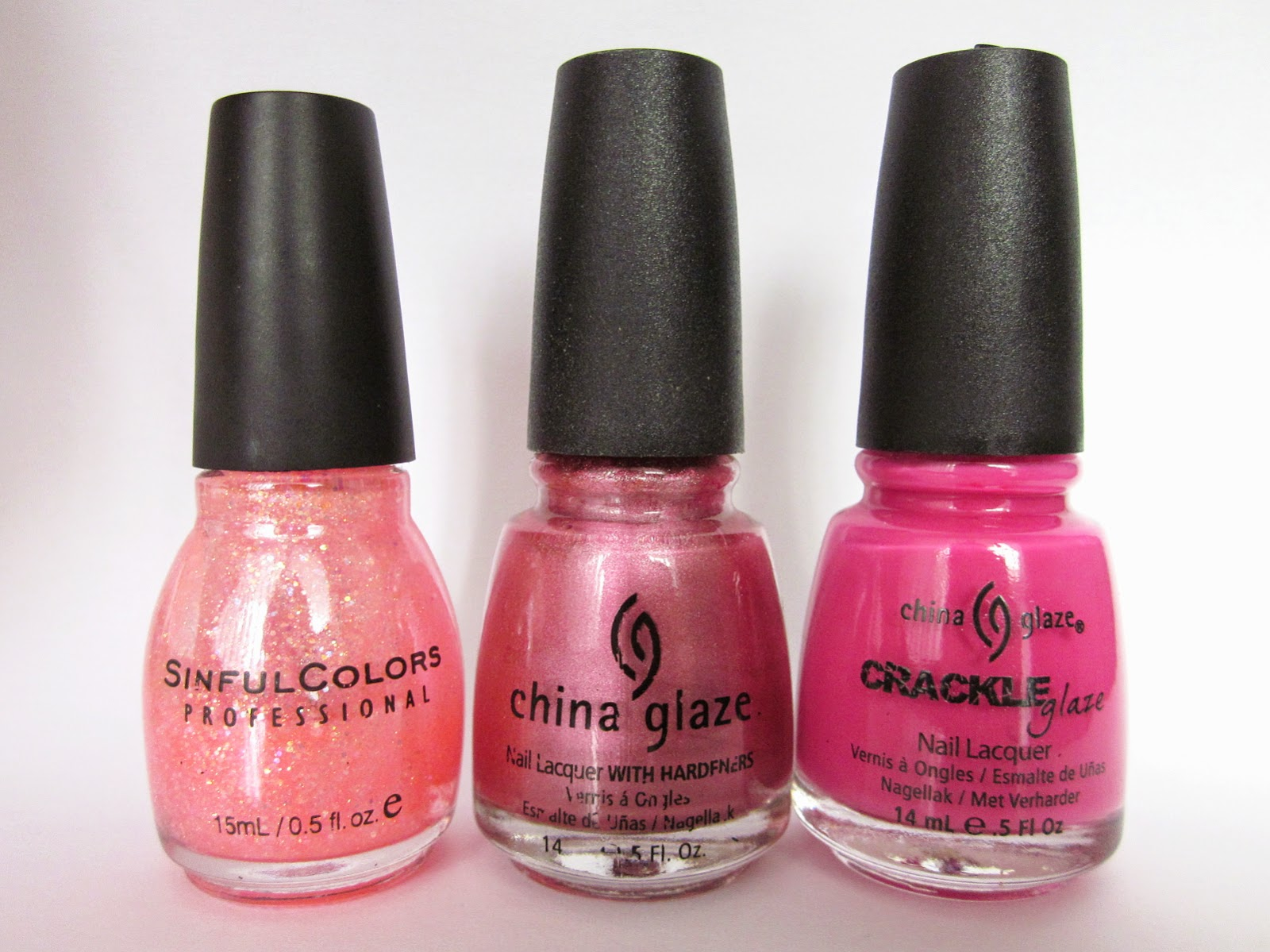 For Everyday Indulgences of...: Beauty Declutter: Nail Polish