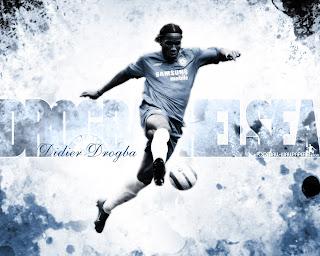 Didier Drogba Chelsea Wallpaper 2011 1