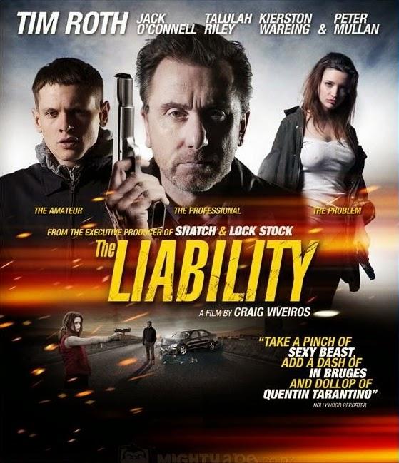 The Liability (2012) ταινιες online seires xrysoi greek subs