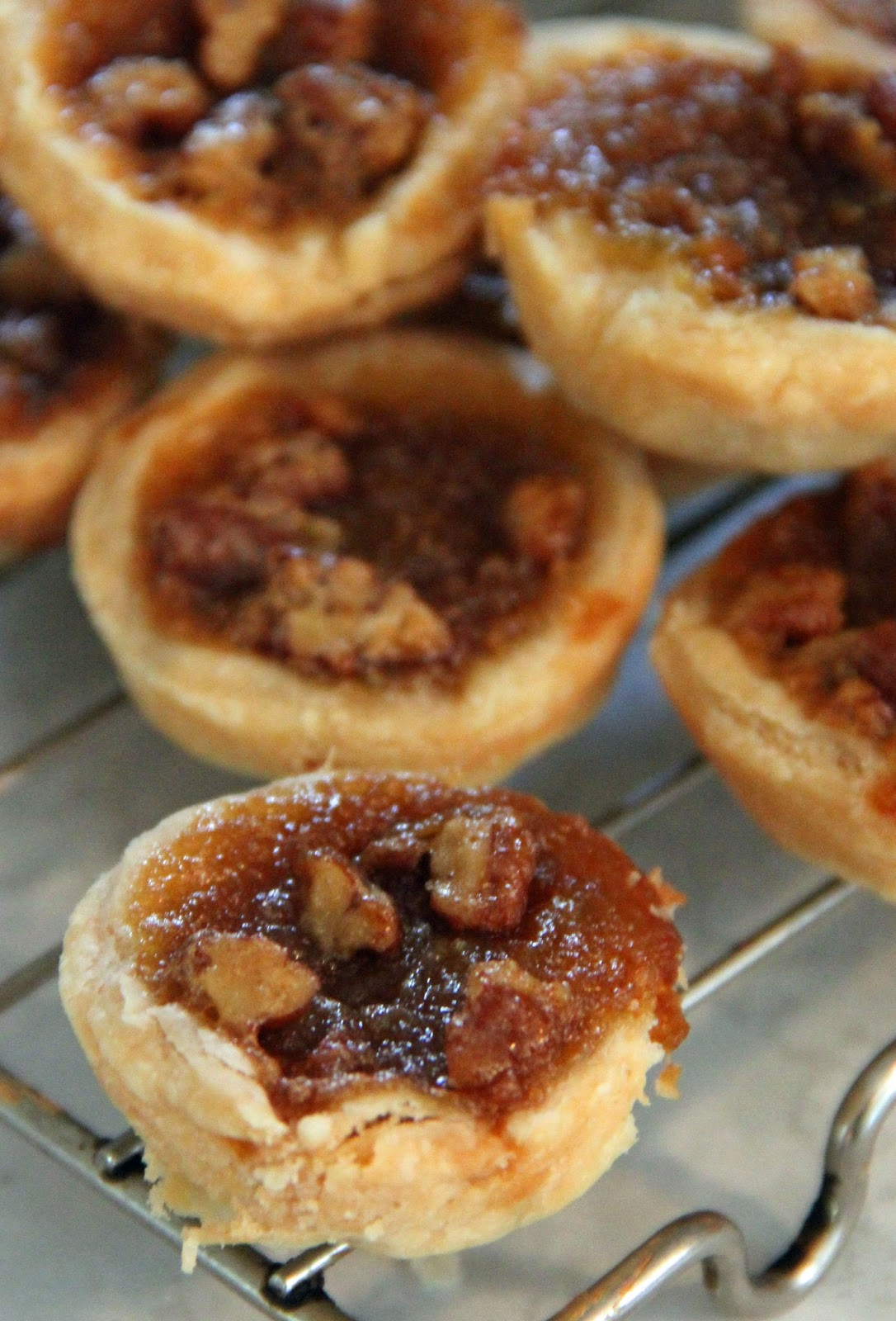 Jo and Sue: Maple Syrup Butter Tarts