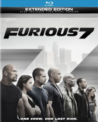 Furious 7 (2015) EXTENDED BluRay + Subtitle