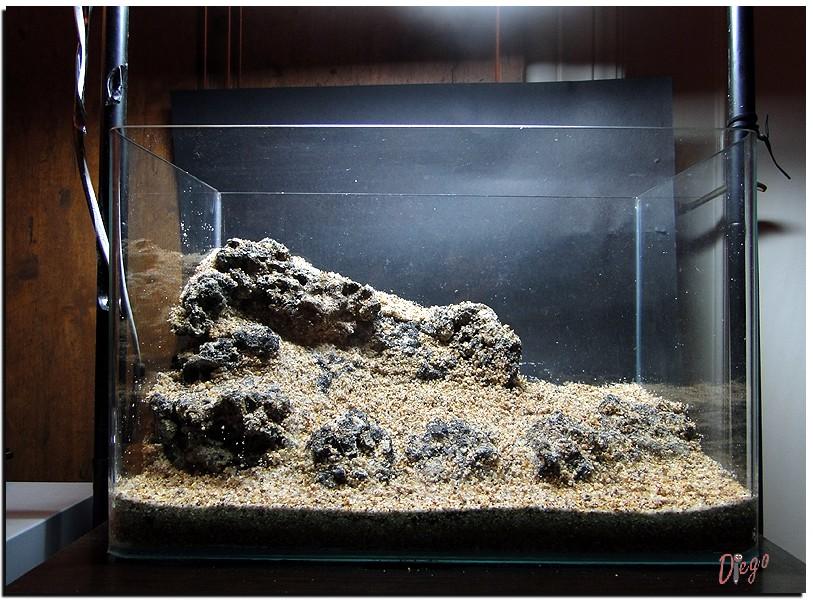 aqua hardscape aquascaping hardscape vivarium paludarium aquarium tank ...
