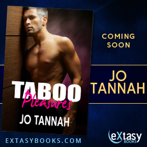 Taboo Pleasures by Jo Tannah