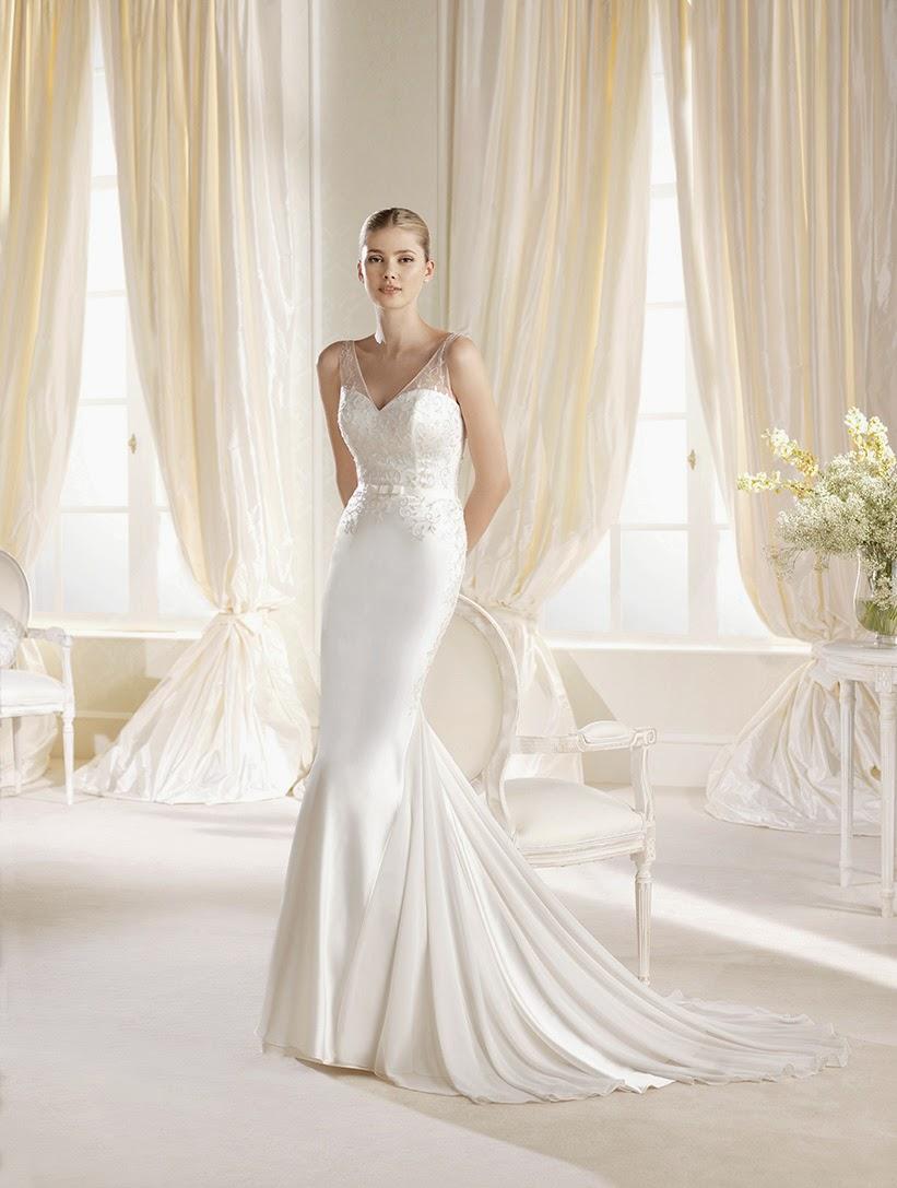I am a Woman in Love: BRIDE FASHION: 6 Wedding Dresses in La Sposa