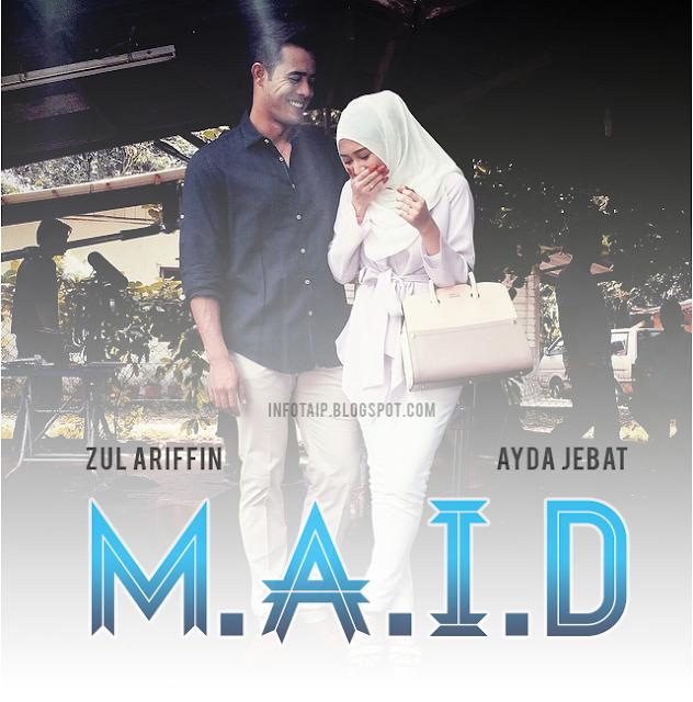 m.a.i.d, drama adaptasi novel