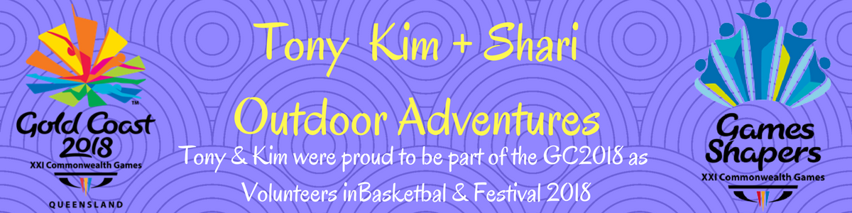 Tony & Kim + Shari Outdoor Adventures