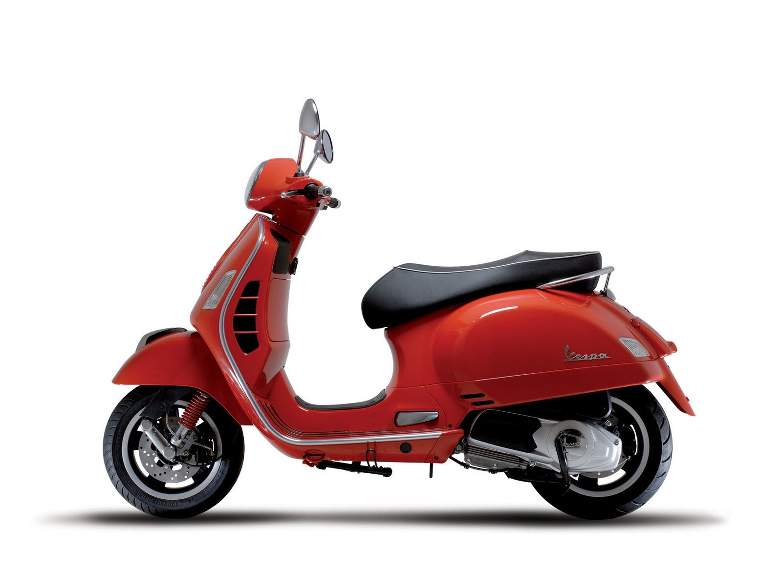 Picture Collections  Vespa GTS 125 Super   2009   Europe