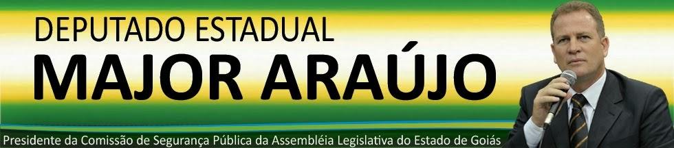 Deputado Major Araújo