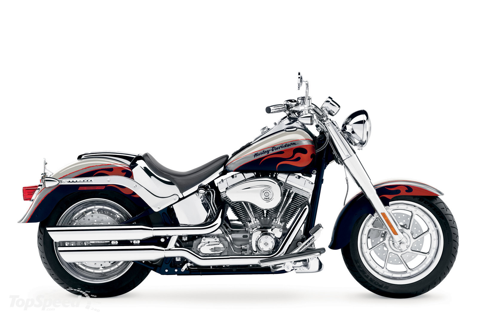 Harley-Davidson Screaming Eagle Fat Boy