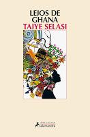 Lejos de Ghana, Taiye Selasi