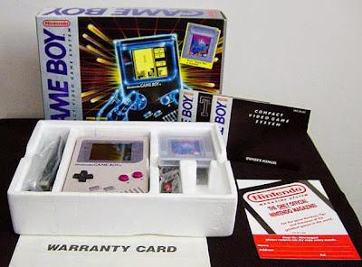 Anos 80 - Eletrônicos