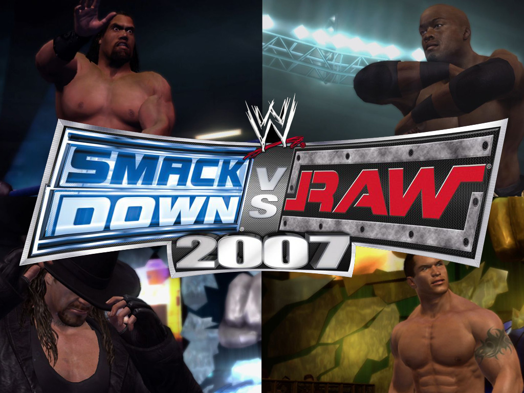 WWE Smackdown VS Raw Features