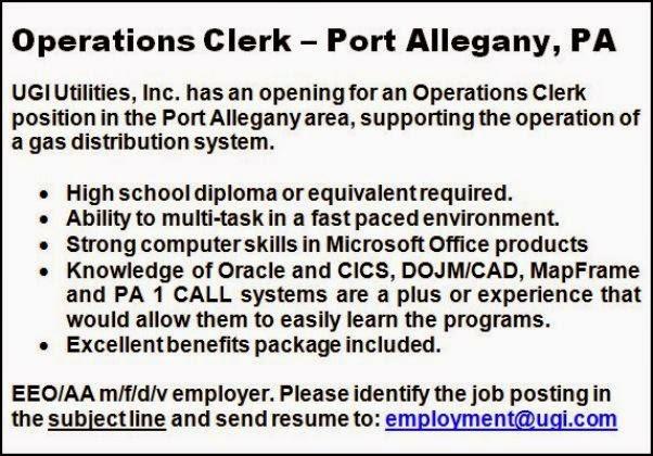 employment@ugi.com