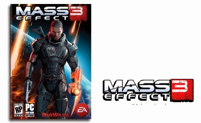 Mass Effect 3 Download for PC + DLC