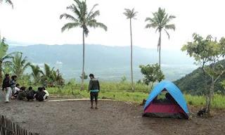 tenda gunung