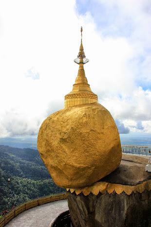 Kyaiktiyo - Myanmar