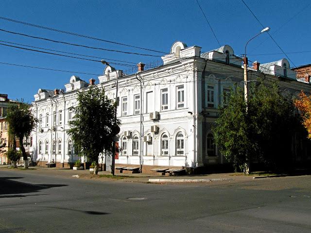 городская усадьба Филипова