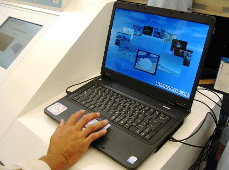 descargar touchpad para windows 7