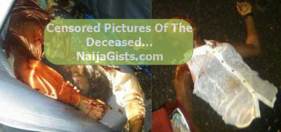 unilag students killed in car accident