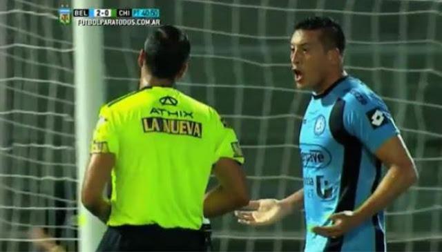temporada 2015 fecha 15 - san lorenzo 0 belgrano de cordoba - el chiqui perez erro un penal
