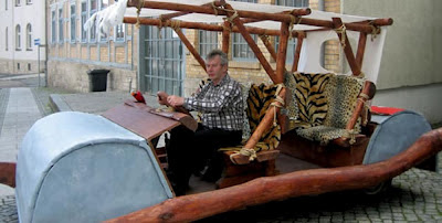 tronco movil volkswagen polo prehistorico curiosidades