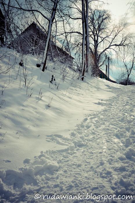 Zima.