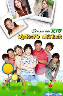 Quý Tử Nhà Nông - Ojakgyo Brothers