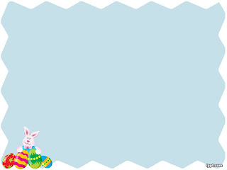 Free download Easter PowerPoint template 005B