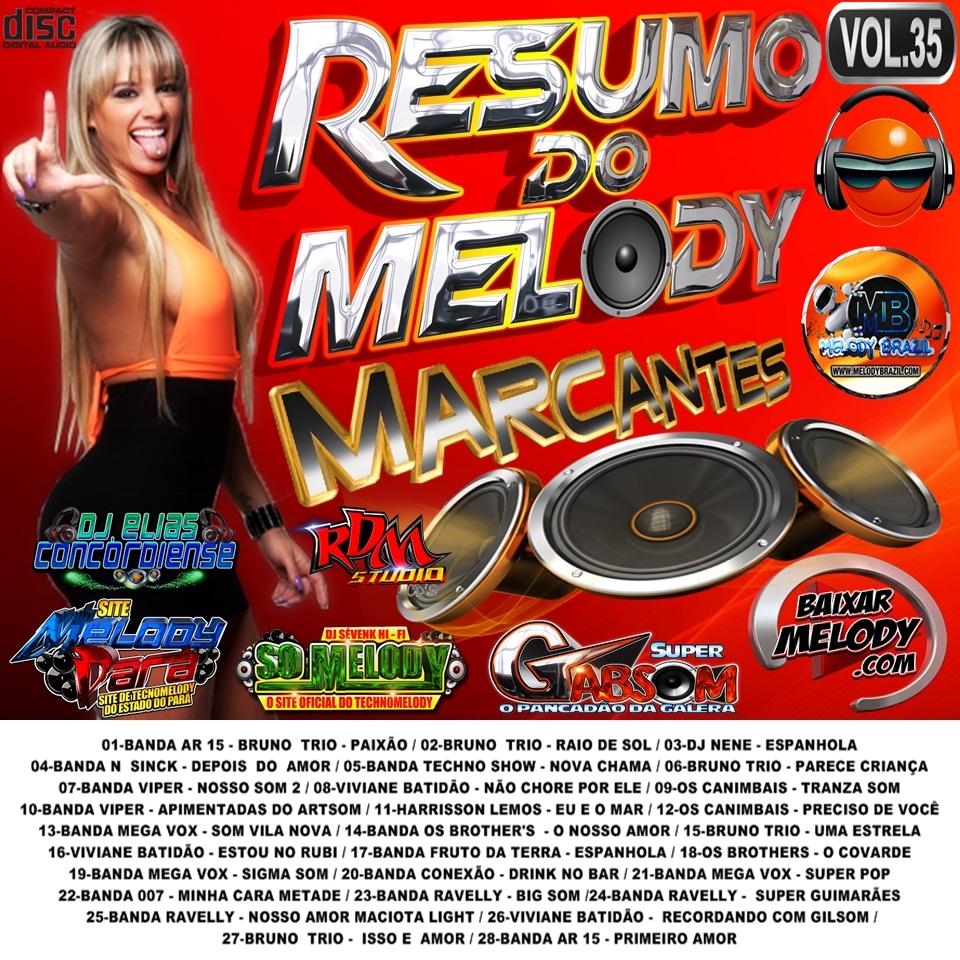CD RESUMO DO MELODY