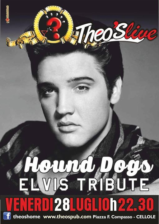 Hound Dogs - Elvis tribute
