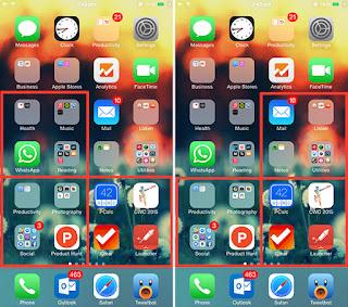 iPhone 6S Plus'ı Tek Elle Kullanmanın 6 iPucu