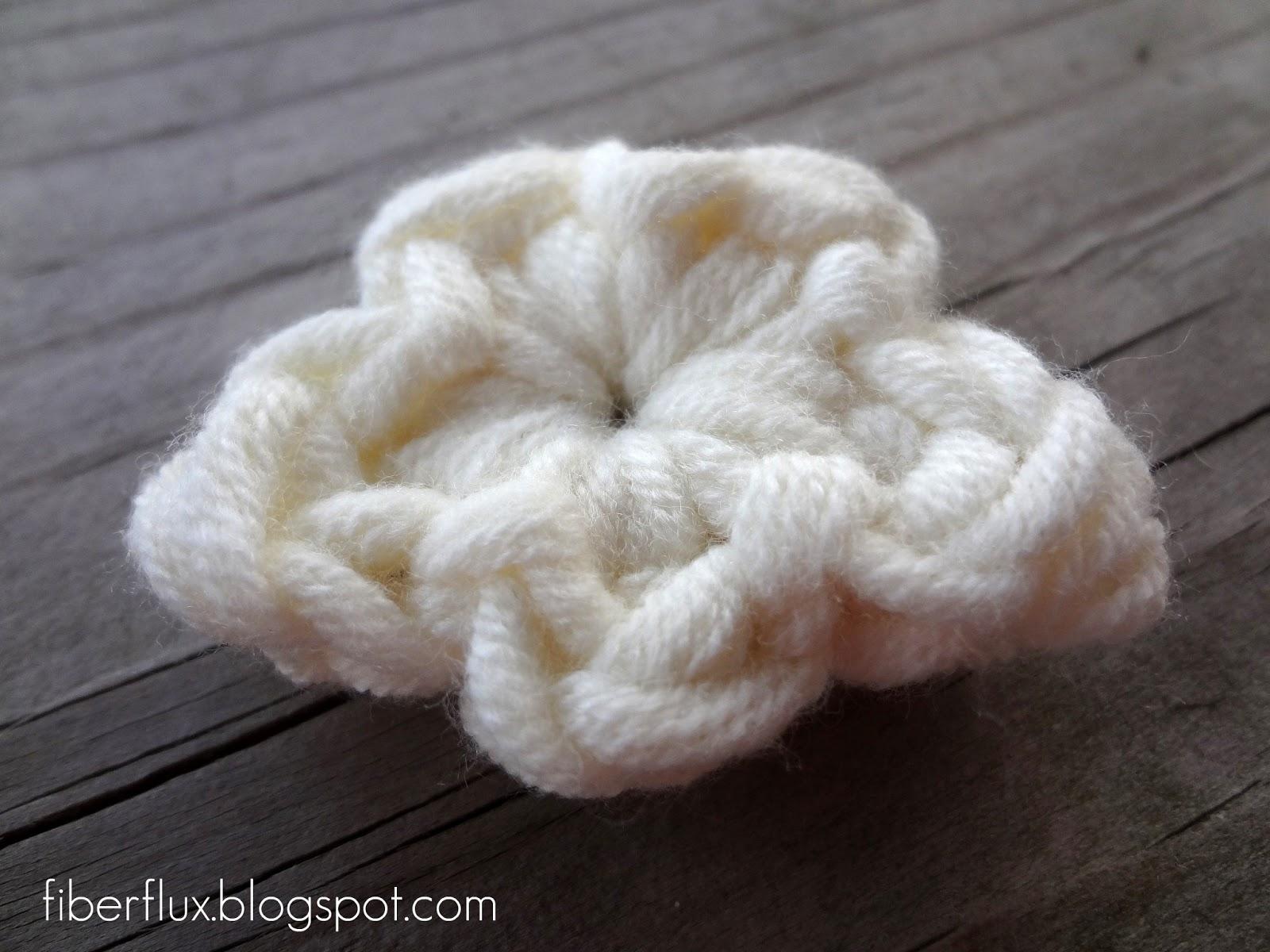 Free Crochet Patterns Bernat Baby Blanket Yarn : Fiber Flux: Free Crochet Pattern...One Round Cloud