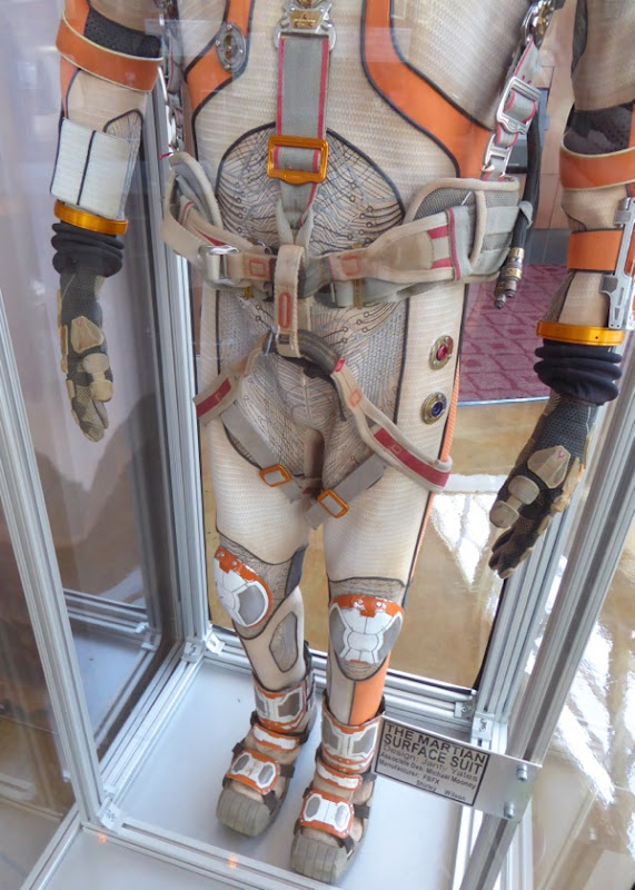 The Martian NASA spacesuit costume
