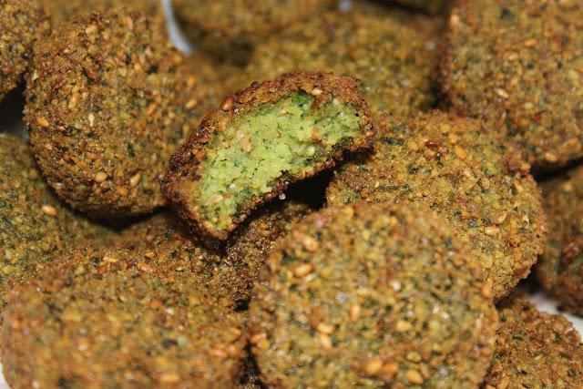 La cuisine de bernard les falafels - Cuisine bernard falafel ...