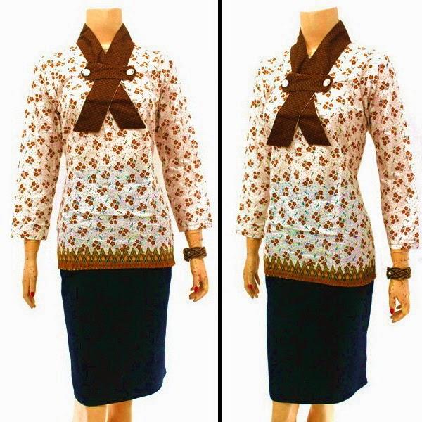 ABG 1982 Grosir Baju Batik Modern 2014