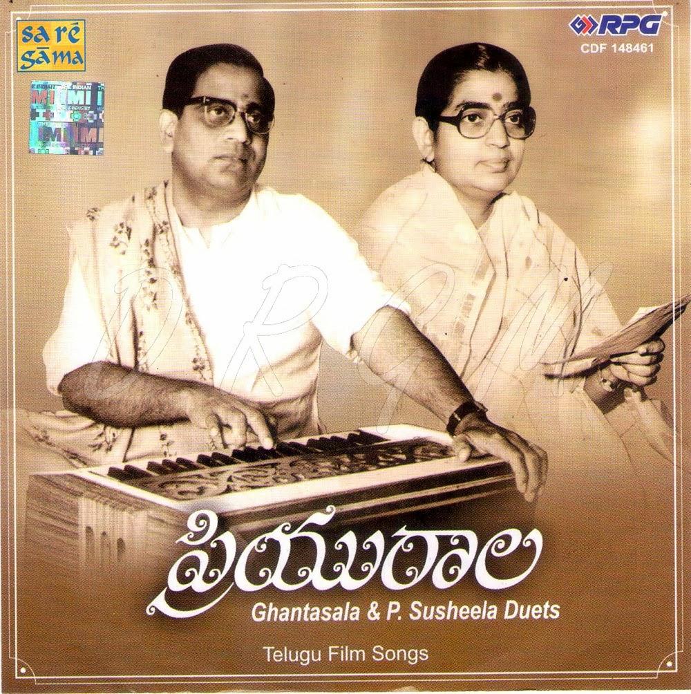 Ghantasala Songs Download Ghantasala Hits Telugu MP3 Songs Online Free on