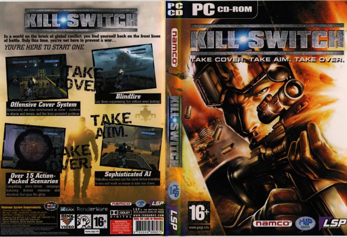 تحميل لعبة Kill Switch برابط واحد وبدون تثبيت
