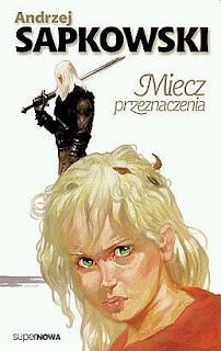 Egy régebbi, lengyel Vaják - A végzet kardja kiadás